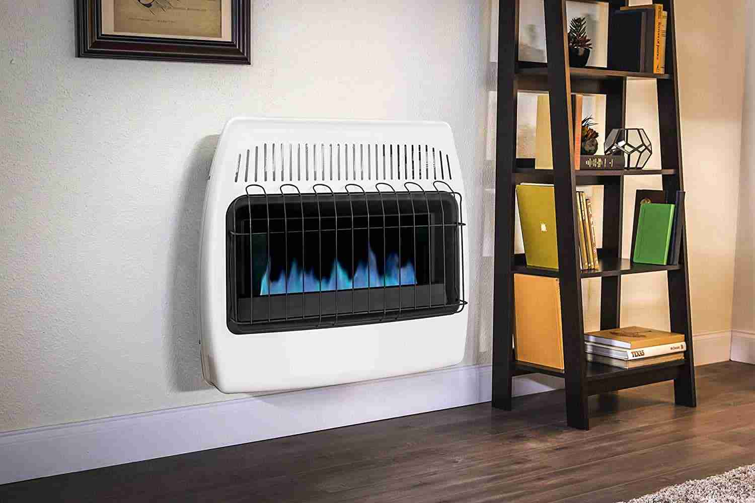 dyna glo natural gas blue flame vent free wall heater