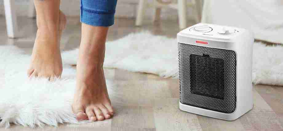 energy efficient space heaters featured image
